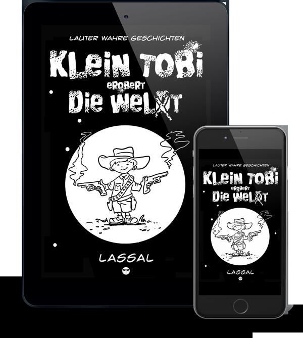 Klein Tobi erobert die Welt