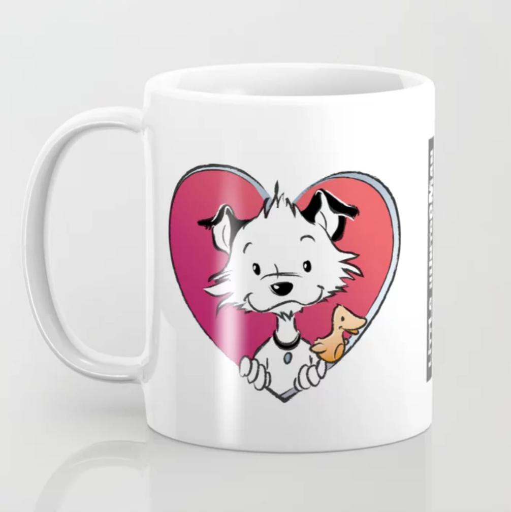 Little Hunterman Love Mug