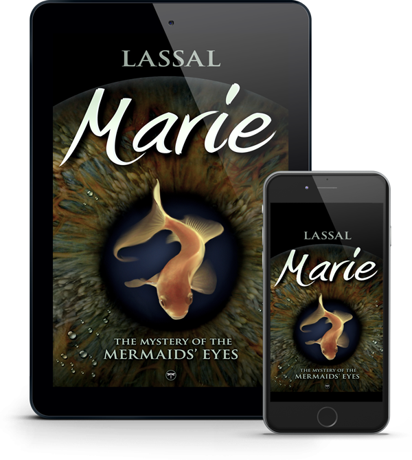 Marie: The Mystery of the Mermaids' Eyes